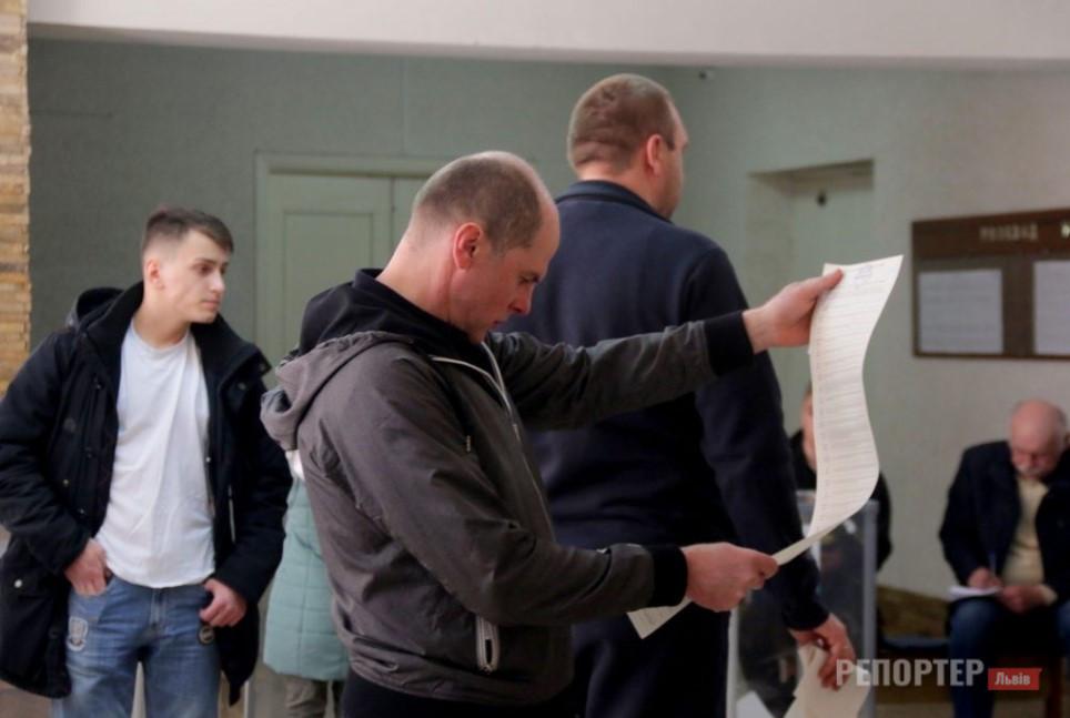 Навчальна виборча дільниця – інновацію відкрили у державному університеті внутрішніх справ у Львові