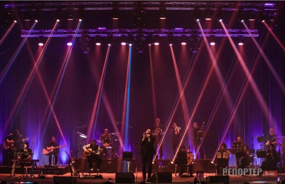 У лютому пройде концерт гурту «Друга Ріка» у Львові з камерним оркестром
