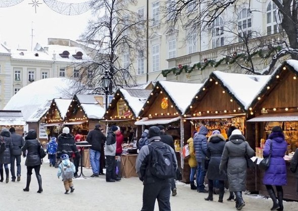 Розваги у Львові на 11-12 січня