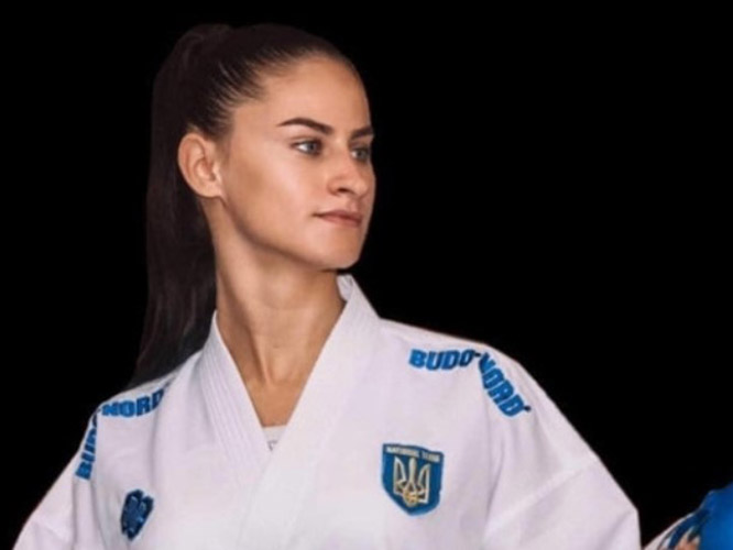 Бронзова перемога львів'янки на змаганнях з карате