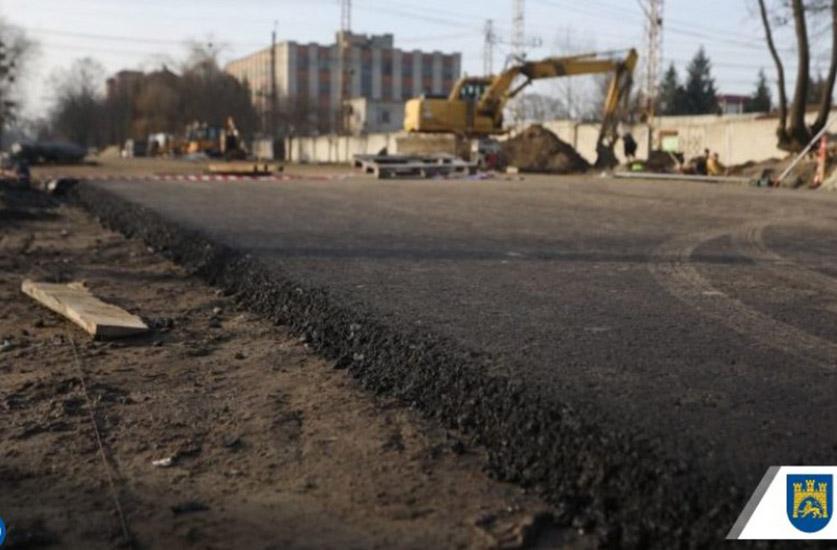 В січні стартує капремонт декількох вулиць Львова