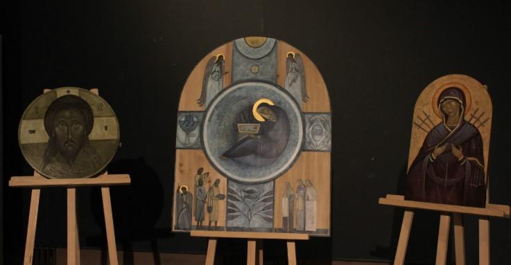 У Львові триває виставка ікон на тему «Різдво Христове»