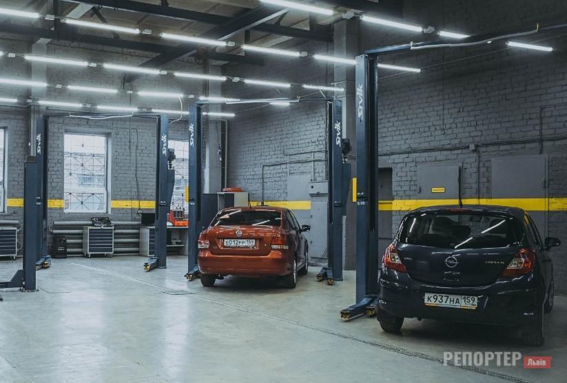 Автосервіс у Львові оштрафували на півмільйона