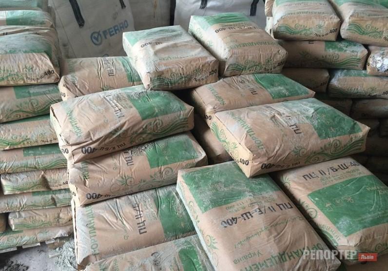 Незабаром на Львівщині з'явиться завод з виробництва сухих будівельних сумішей